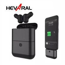 X2 наушники-вкладыши TWS True Беспроводной спортивные наушники мини вкладыши Bluetooth стерео наушники стерео гарнитура для зарядки iPhone