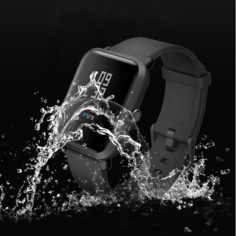 Image 5 - Clear Screen Protective Waterproof Film For Xiaomi Huami Amazfit Bip Youth Watch Dropshipping Jun 4-in Smart Accessories from Consumer Electronics