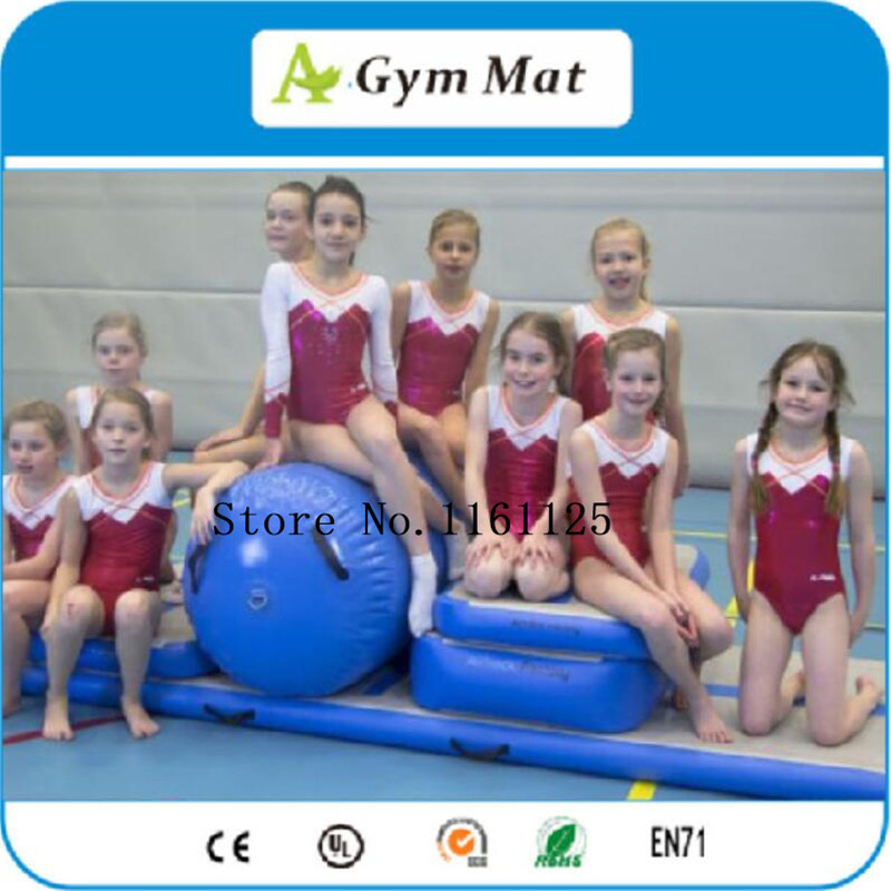 Free Shipping 5x1m Inflatable Cheap Gym Tumble Gymnastics