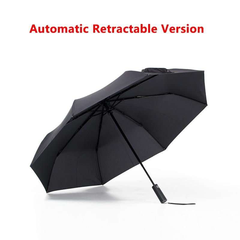 Original Xiaomi Pinluo High Quality Sunny and Rainy Umbrella Aluminum Windproof Waterproof UV Umbrella Man Woman