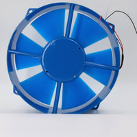 380V AC 65W 0.13A 200*210*71mm Low Noise Cooling Radiator Axial Centrifugal Air Fan Blower Cooling Device 200FZY4 D