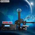 Educação kit DIY impressora 3d de Alta Precisão desktop Tronxy perfil de alumínio 3d Imprimante X1