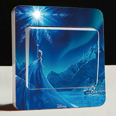 Elsa Snow Queen Switch Sticker (3 pcs)