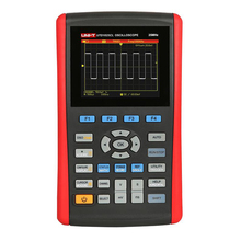 UNI-T UTD1025CL Handheld Digital Storage Oscilloscopes 3.5LCD Display Fully Auto Scale with Multimeter