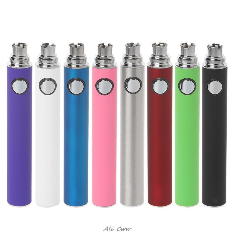 Electronic Cigarette Micro USB Port Bottom Charge Battery 650/900/1100mAh High Quality