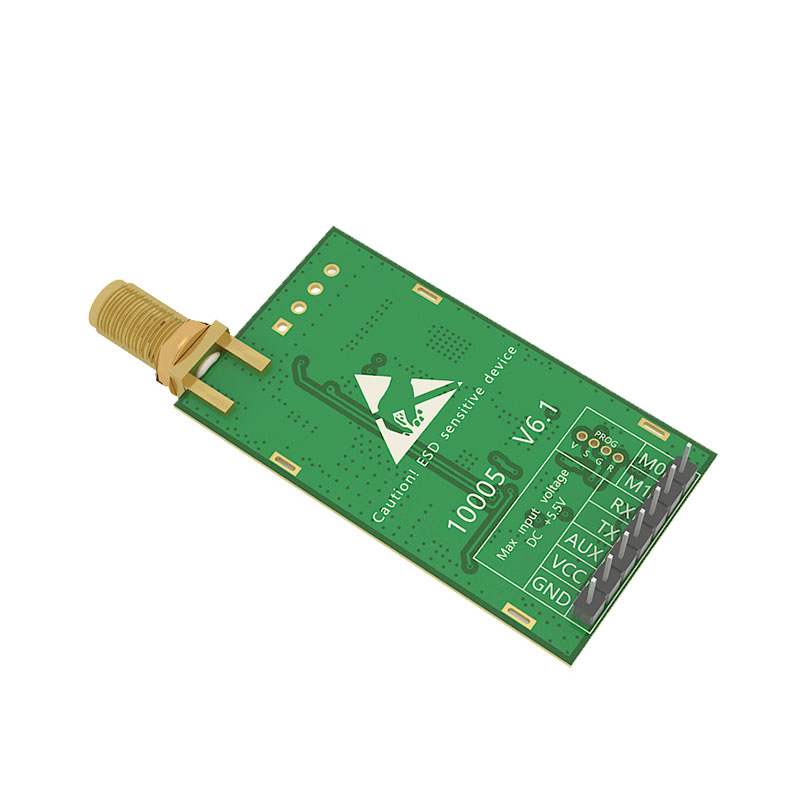 Image 5 - 433MHz TCXO Long Range E61 433T30D Wireless Transceiver rf Module UART Data Transmitter-in Fixed Wireless Terminals from Cellphones & Telecommunications