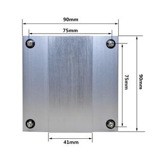 Image 2 - 2U server di CPU di raffreddamento del radiatore di Alluminio del dissipatore di calore per Intel 1150 1151 1155 1156 i3 i5 i7 computer Industriale di raffreddamento Passivo