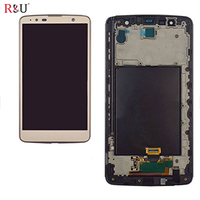 5 7 LCD Display Touch Screen Panel Digitizer Assembly With Frame Replacement For LG Stylus 2