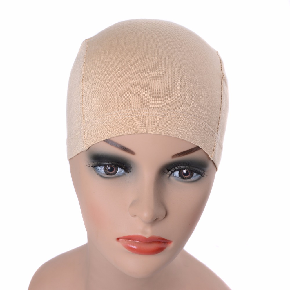 Anti-bacterial Bamboo Fiber Wig Cap For Cancel Patients Comfortable And Elastic Caps Wearing Under  Wigs