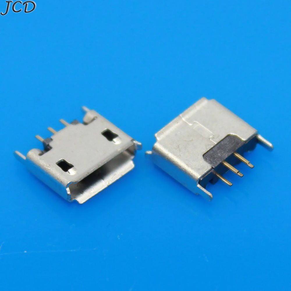 JCD 10pcs/lot Micro mini USB <font><b>Charging</b></font> Port jack socket Connector for <font><b>JBL</b></font> Pulse Bluetooth <font><b>Speaker</b></font> Replacement <font><b>repair</b></font> parts image
