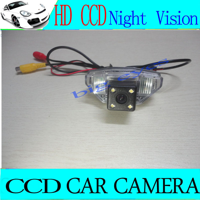 HD Car rear view camera backup camera for 2008 Honda CRV 08 09 Honda