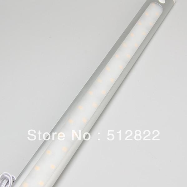 Led Slim Sensor Strip Backlight 12VDC Cabinet Light With Sensor Switch 50cm 30LEDS 5050SMD 510LM