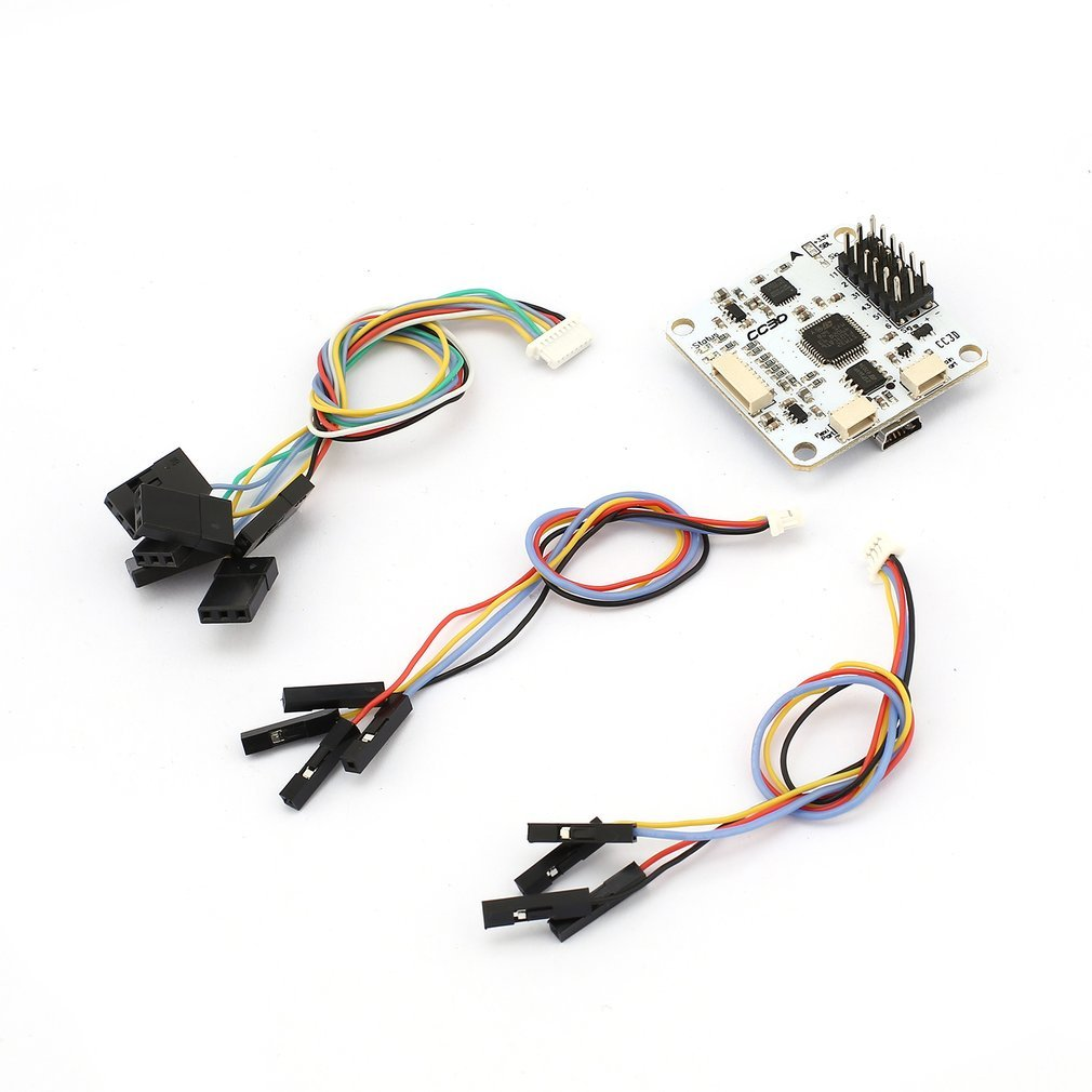 Hot MR RC CC3D Flight Controller Openpilot Self Stabilizing Professional 32Bit Perfect For Multirotor RC Mini