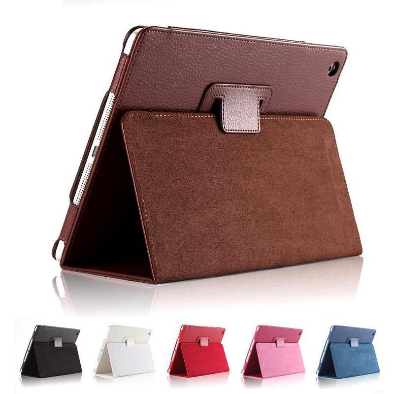 For Apple iPad Air 2 9.7 inch Case Flip Stand Leather Cover For Apple iPad Air 2 Tablet Capa Fundas Coque+Stylus for coque ipad 2 3 4 case flip fo the new pad 9 7 inch stand function