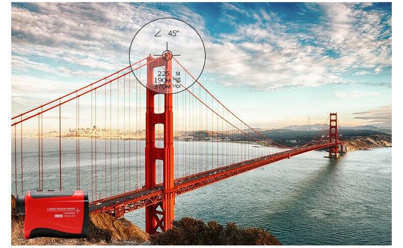 Uni t golf laser entfernungsmesser lm laser range finder