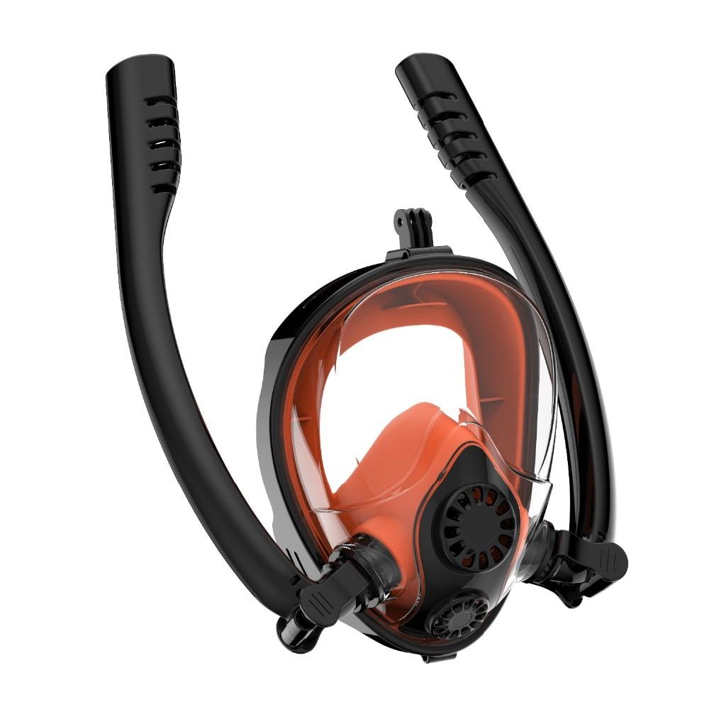2020 nova máscara de mergulho máscara de