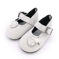 4 5cm Tilda BJD Doll Shoes For Handmade Dolls Lovely Mini Casual Dolls Toy Boots For