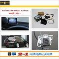 "Для MITSUBISHI Airtrek 2006 ~ 2013/Автомобиля Камера Заднего Вида + 4.3 ""ЖК-Экран Монитор = 2 в 1 Система Помощи При Парковке"