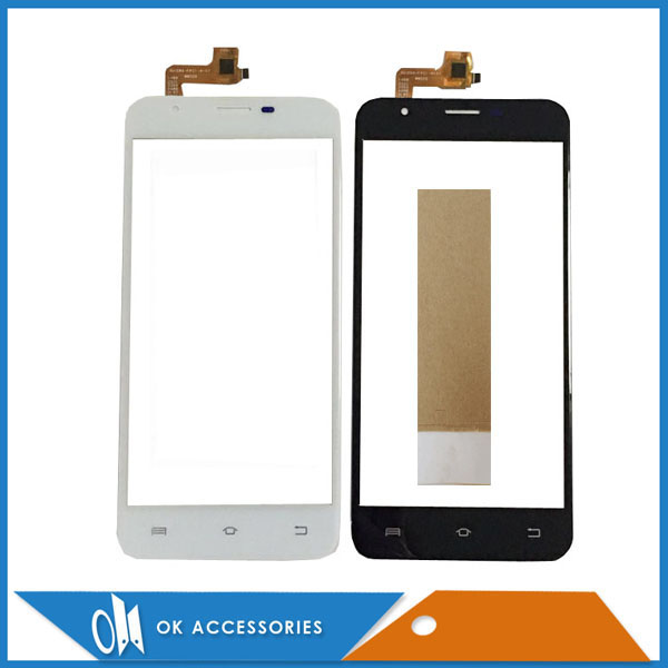 5.5 Inches For BQ BQS 5505 BQS-5505 Touch Screen Glass Digitizer High Quality White Black Color With Tape 1PC/Lot