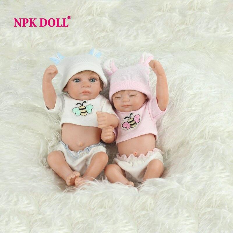 reborn близнецы