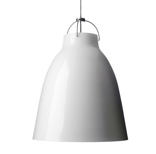 Christmas Modern Fashion Caravaggio Suspension Pendant Lamp Lustre Aluminium Pendant Lights Fixture 400MM Black E27 Luminaire
