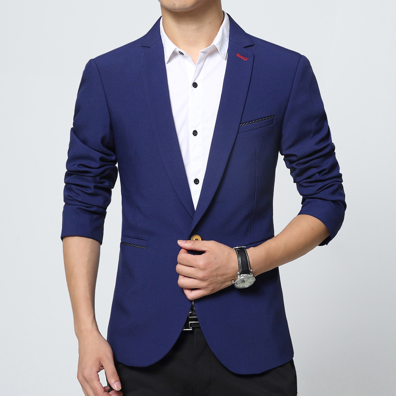 Compare Prices on Black Fitted Blazer- Online Shopping/Buy Low ...