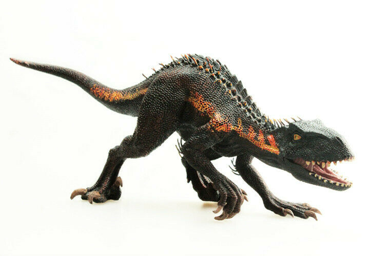 Indoraptor Figure Dinosaur Indominus Rex Jurassic Animal Model Ancient Biological Adult Kids Collection Toys Gift Home Decor