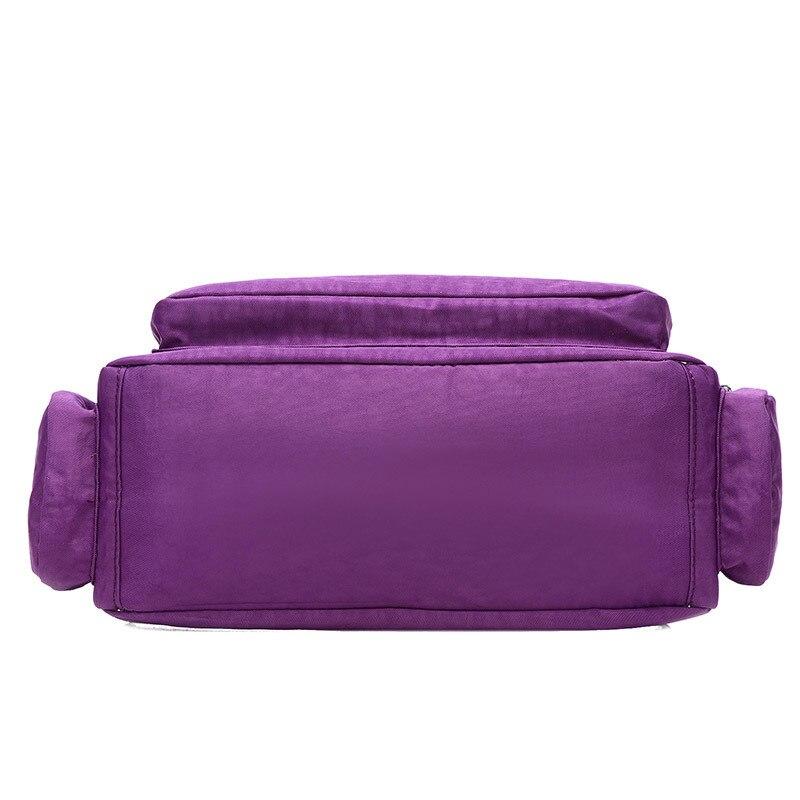 2018 nuevo nylon Impermeables Bolsos de hombro para mujer Bolsos de - Bolsos - foto 5