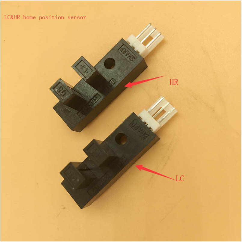 DX5 DX7 Printhead LC HR Rumah Sensor Posisi Batas Sensor untuk Mimaki Allwin Xuli Sunika Aifa Manusia Printer F Bentuk limit Switch