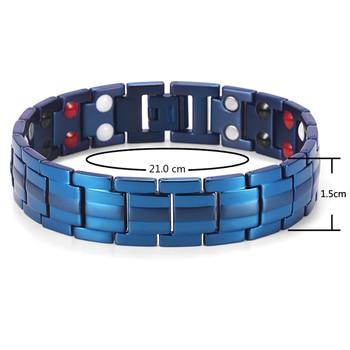 Germanium Bracelets Negative ions Magnetic Elements  2