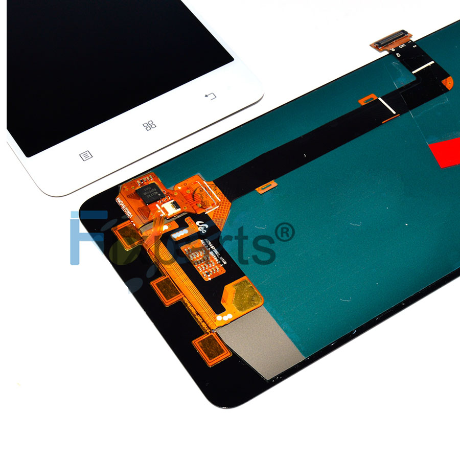 Lenovo S90 LCD Touch Screen panel Digitizer Assembly Replacement  (3)