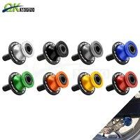 8 мм Аксессуары для мотоциклов маятник slifers стойка для катушек шпульки качели для Kawasaki ZX6R 636 2013 ZX 6R