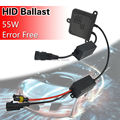 TAITIAN Slim CanBus HID Ballast Digital 55W Replacement Ballast with Error Canceller  For H1 H3 H4 H7 H11 H13 9004 9005 90069007