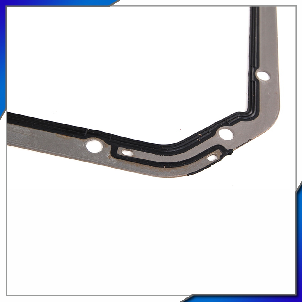 US $13 91 6% OFF|car accessories Seal automatic transmission oil pan gasket  For BMW E34 E36 E38 E39 E46 E61 320i 323i 328i 11131437237-in Oil Pan
