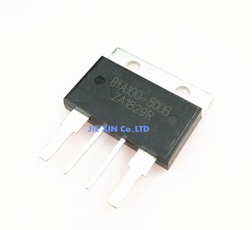 Free shipping 10pcs lot BTA100 800B BTA100 800 BTA100 TO 4PT IC Best quality