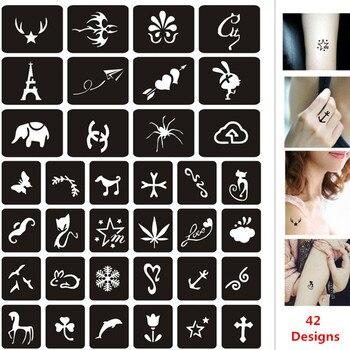 42 Diseños Aerógrafo Plantillas Del Cuerpo Pequeño Caballo Gato