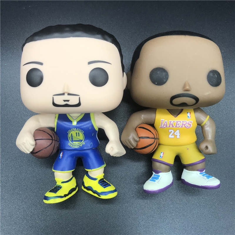 POPS Sports DWIGHT HOWARD / Klay Thompson model toy Action Figure Collectible Vinyl Figure Model Toy NO BOX