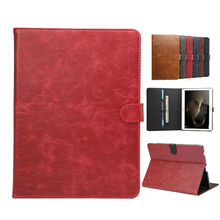 "MediaPad M2 A01L A01W PU Leather Tablet Case Cover 10.1"" Smart Fundas Stand For Huawei MediaPad M2 10.zero A01L A01W Wallet Cases"