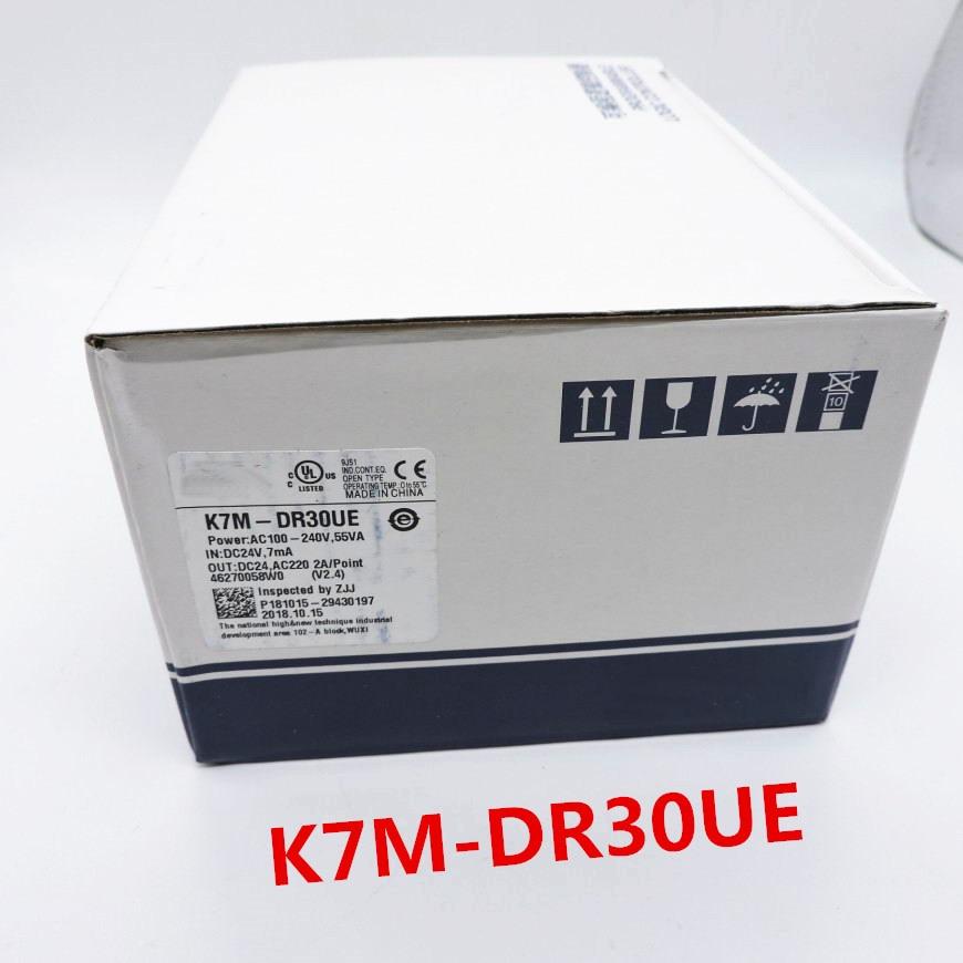 K7M-DR30UE nouveau et ORIGINAL K7M-DR30UE PCL K7M-DR30UE programmable CONTROLLERK7M-DR30UEK7M-DR30UE nouveau et ORIGINAL K7M-DR30UE PCL K7M-DR30UE programmable CONTROLLERK7M-DR30UE
