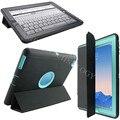 Смарт-Чехол для apple ipad 2 3 4 Броня Противоударный Кожа Магнитный Стенд Case с Функцией Услуга/Sleep