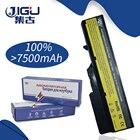 JIGU 7800MAH Laptop Battery For Lenovo FRU L09L6Y02 L09M6Y02 L10C6Y02 L10M6F21 L10N6Y02 L10P6F21 L10P6Y22 LO9L6Y02 LO9S6Y02