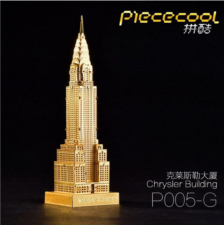 Acquista all 39 ingrosso online chrysler building model da for Giochi di costruzione di case 3d online