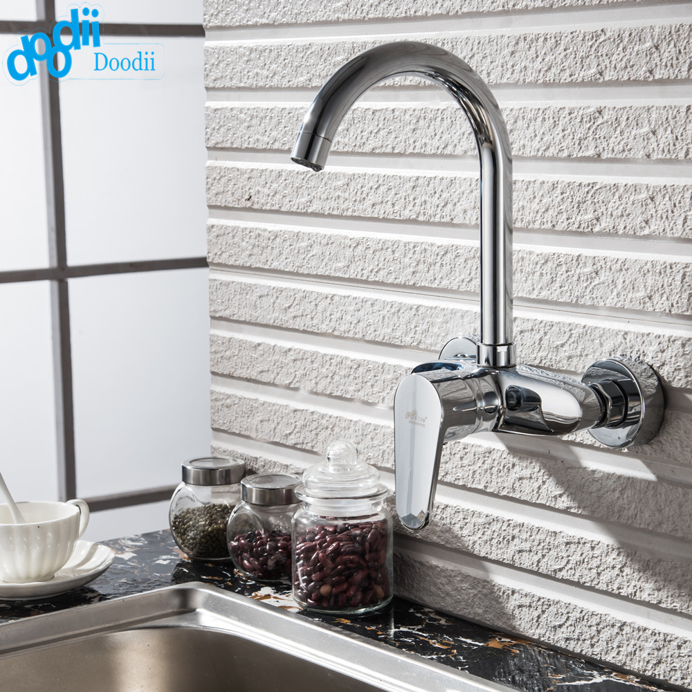 Wall Kitchen Faucets Promotion-Shop for Promotional Wall Kitchen ...