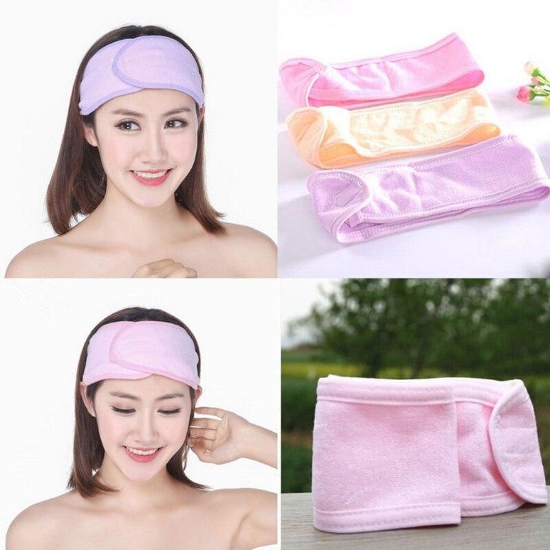 Beauty & Health Haicar Cute Women Girl Bow Knot Soft Hairband Head Wrap Bath Spa Face Headband Braider Makeup Tool 10td0201 Dropship