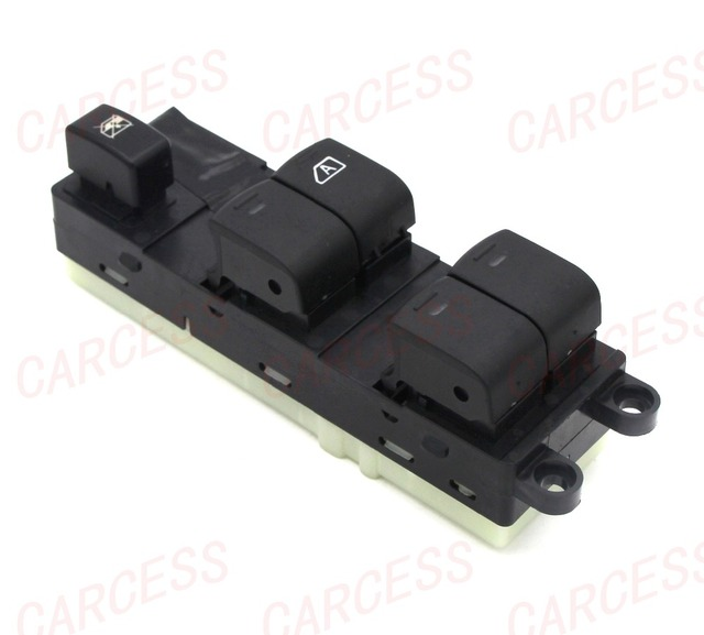 AS-036 25401EB30B 25401-EB30B ELECTRIC WINDOW CONTROL SWITCH FOR NISSAN NAVARA 2007 On BRAND NEW