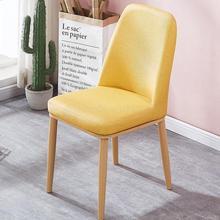 Европейский стиль спинки простой современный стул домашний стул для ресторана отеля спинка стул Железный ножной обеденный стул
