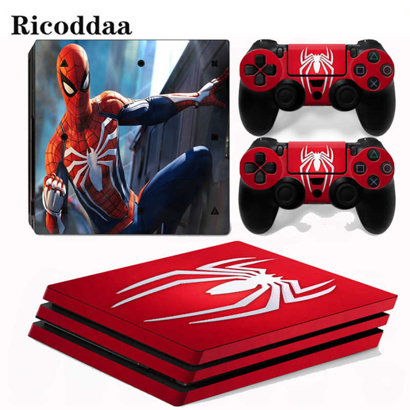 Customize Design Body Skin For PS4 Pro Console And Controllers Protective Skin Sticker For Sony Playstation 4 Pro Game Accessory
