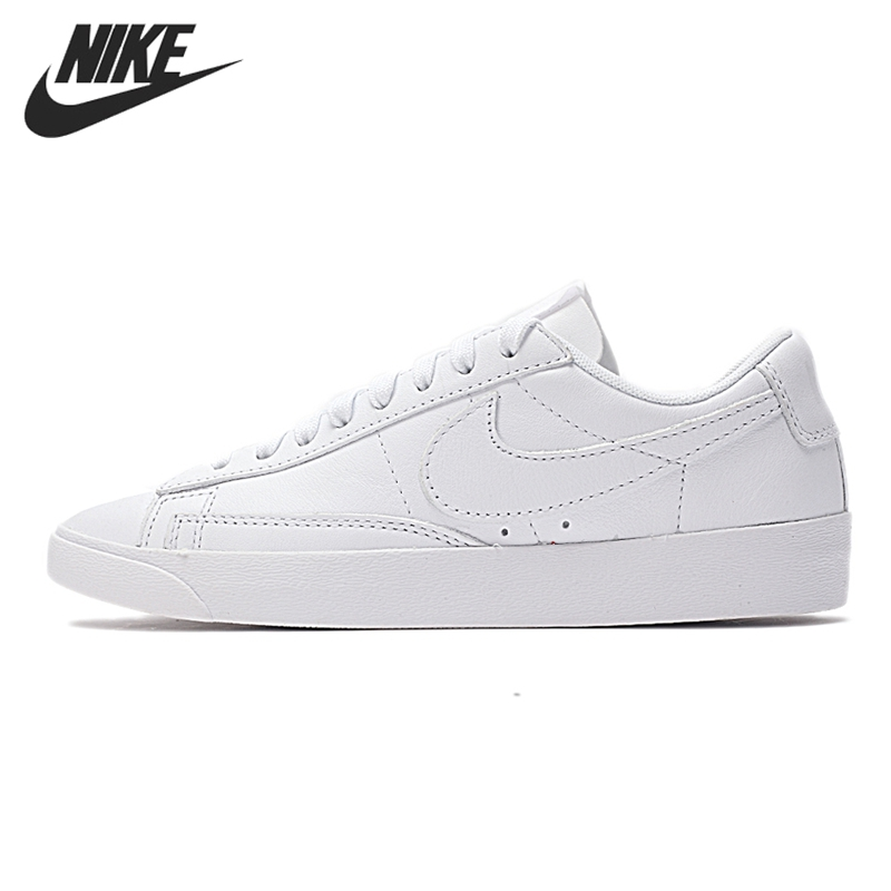 ac29ff967b US $96.95 22% OFF Original New Arrival NIKE W BLAZER LOW LE Women's  Skateboarding Shoes Sneakers-in Skateboarding from Sports & Entertainment  on ...