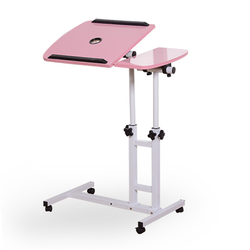 DG#7488 The Nobel household notebook comter bed with simple lazy bedside table mobile lifting desk office FREE SHIPPING high quality simple notebook computer desk household bed table mobile lifting lazy bedside table office desk free shipping