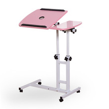 DG#7488 The Nobel household notebook comter bed with simple lazy bedside table mobile lifting desk office FREE SHIPPING